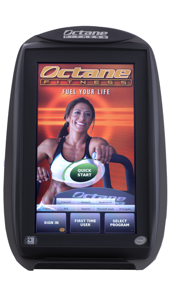 Octane LateralX Touch Screen