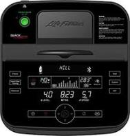 Life Fitness E5 Track Connect Console