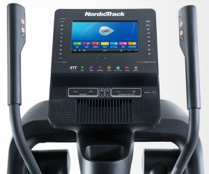 NordicTrack FreeStride Trainer Touch Screen Console With iFit Coach