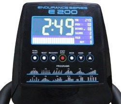 TruPace E200 Console