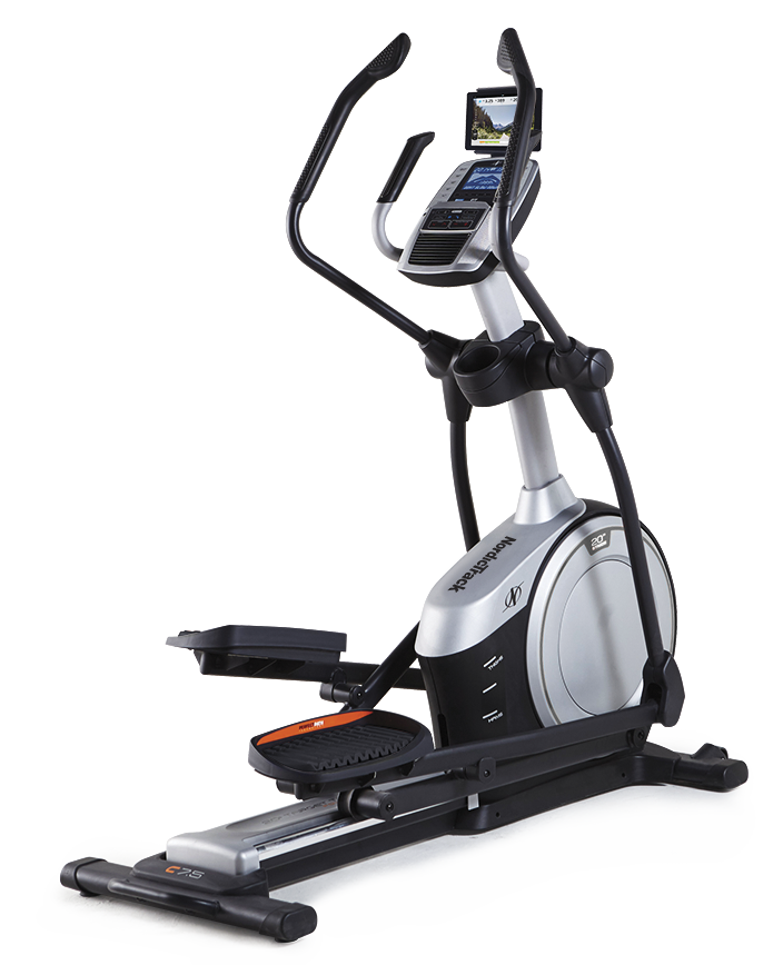 Compact Elliptical - NordicTrack C 7.5