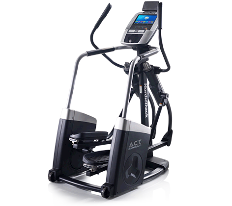 Nordictrack Elliptical Trainers - The Mid Drive ACT Commercial Series