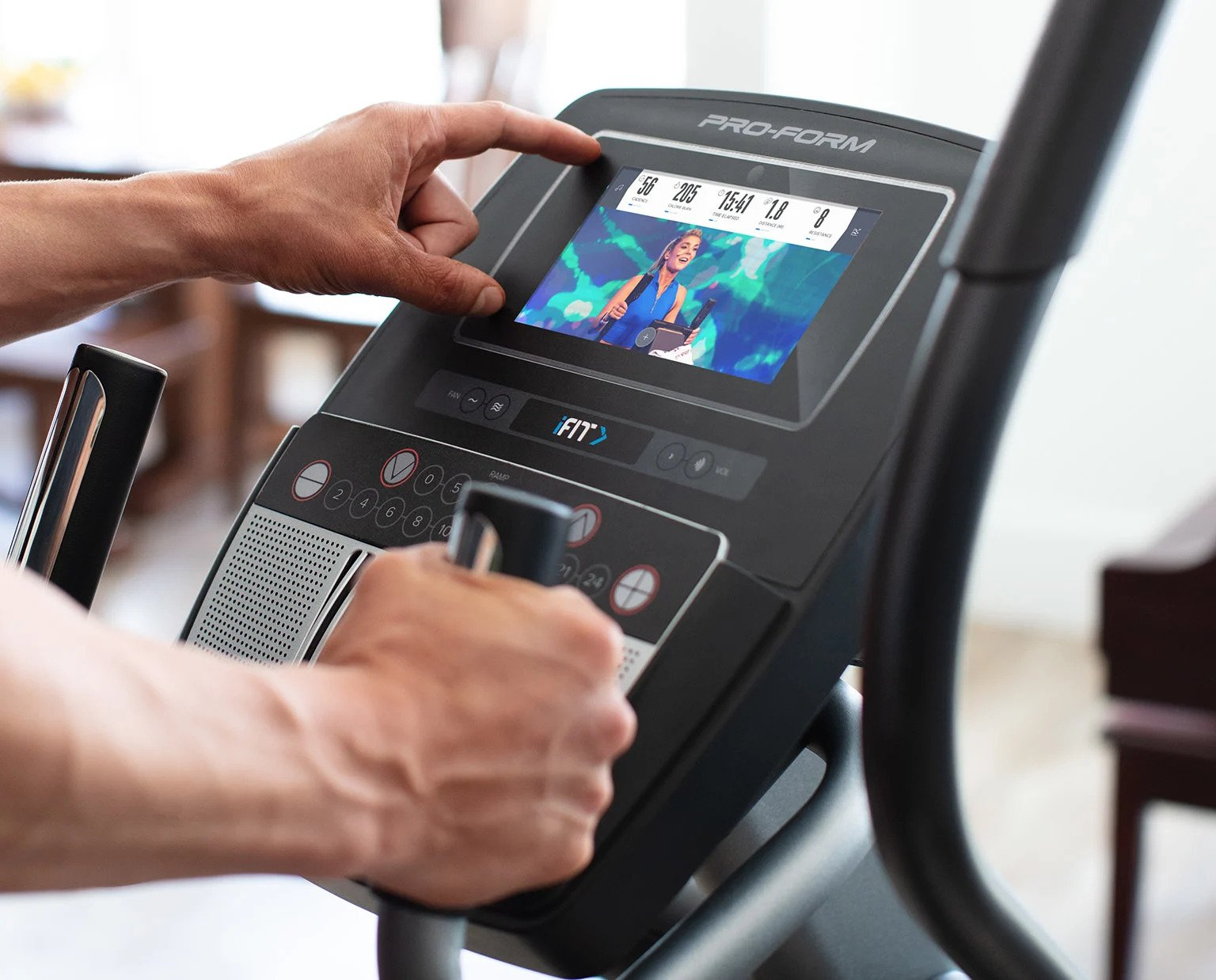 ProForm Carbon E7 Console With iFit Workouts