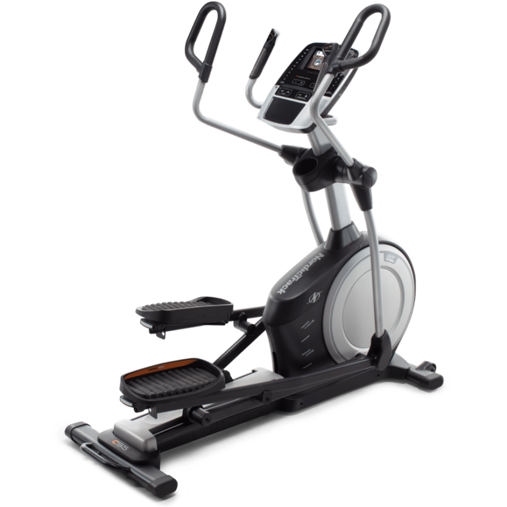 NordicTrack Commercial 9.9 Elliptical With 7