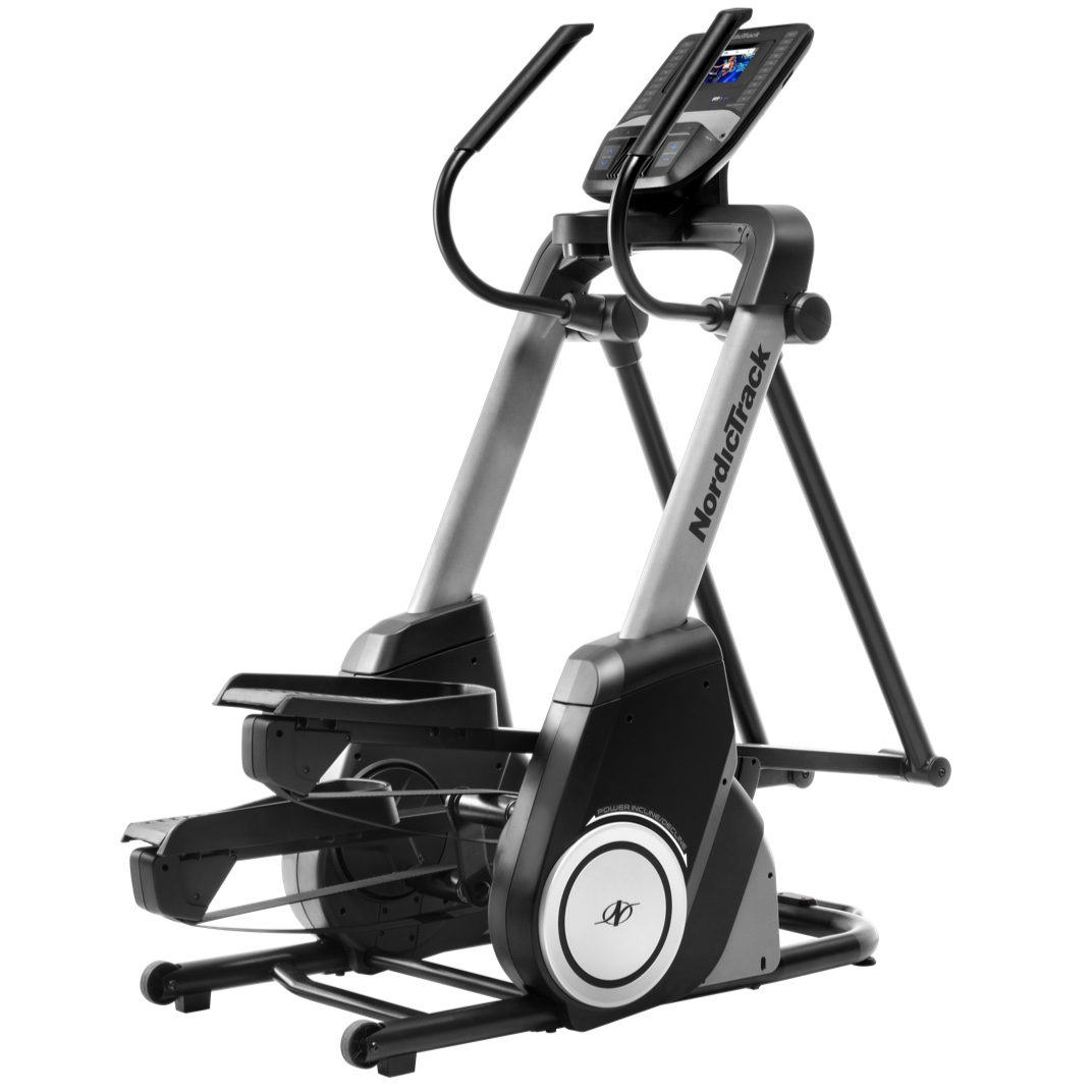 NordicTrack FreeStride Trainer FS7i - Top Rated Elliptical With 38