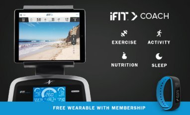 NordicTrack iFit Elliptical