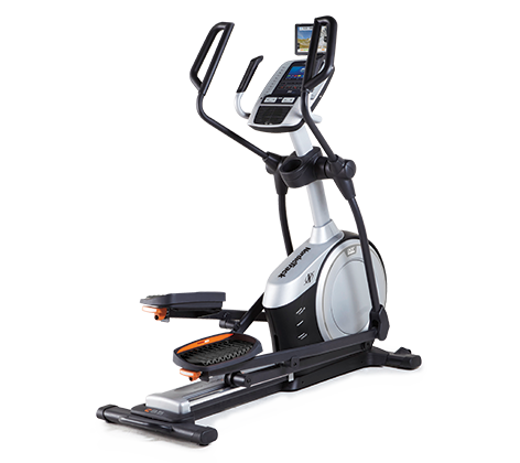 NordicTrack C 9.5 Elliptical With 7