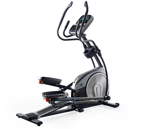 NordicTrack E 8.9 Entry Level Elliptical Trainer