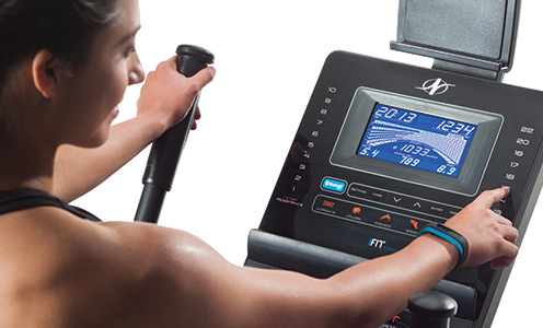 NordicTrack Freestride Trainer Console