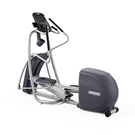 Precor Elliptical Reviews - EFX 447 Precision Series Model