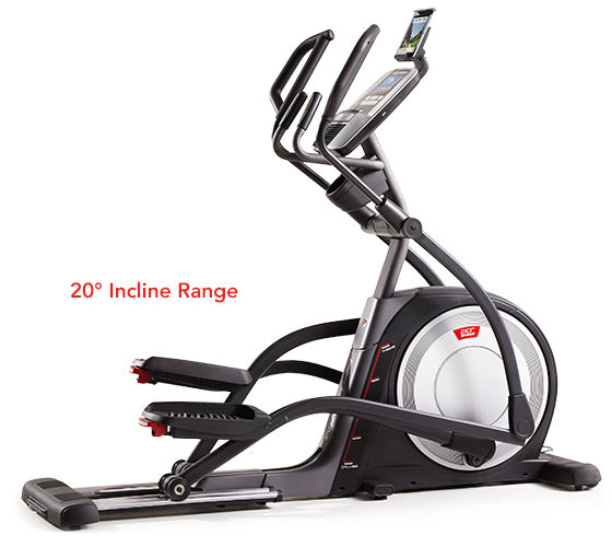 The ProForm Pro 16.9 Elliptical Is A Brand New Model That