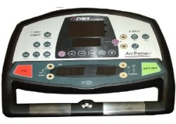 Cybex Arc Trainer 610A Console