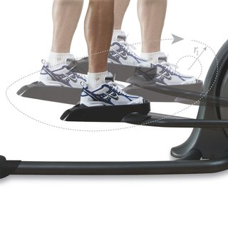 Fixed vs Adjustable Elliptical Stride