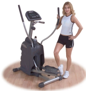 Endurance E4 Elliptical Stepper
