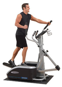Endurance E400 Elliptical Trainer