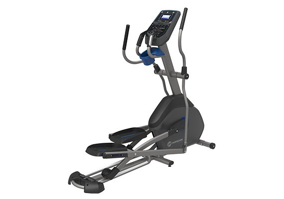 Horizon 7.0 AE Elliptical With Bluetooth Workout Tracking and Free Training App