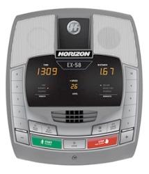 Horizon EX-58 Console