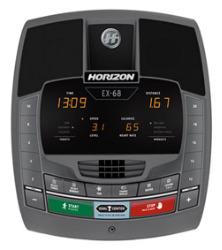 Horizon EX-68 Console