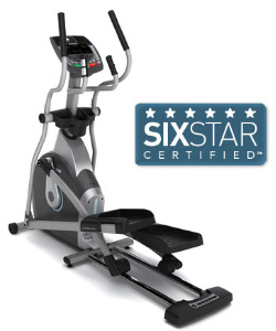 Horizon EX-68 Elliptical Trainer