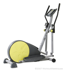 Image 8.25 Elliptical Trainer