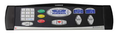 Landice Cardio Trainer Console