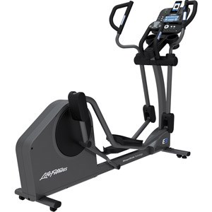 Life Fitness Elliptical Reviews - E3 Model With Two Console Options