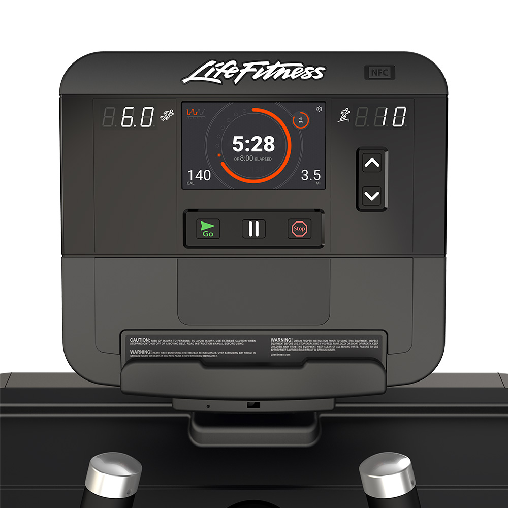 Life Fitness FS4 Touch Screen Console
