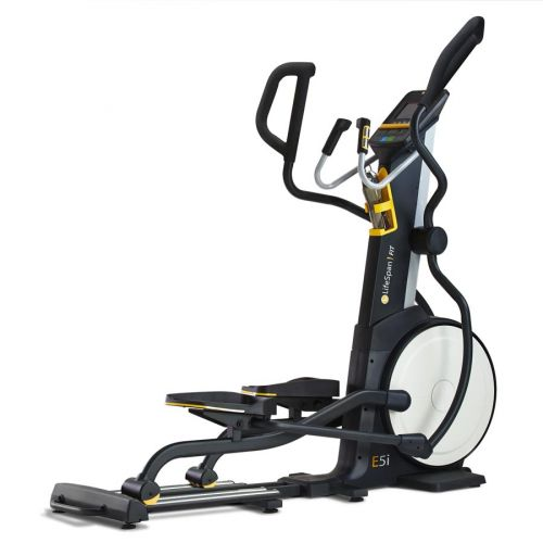 LifeSpan E5i Commercial Elliptical Trainer 2019