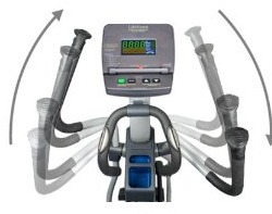 Lifespan EL3000i Elliptical Console