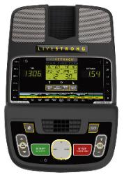 Livestrong LS10.0E Console