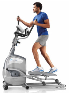 Nautilus E514 Elliptical Trainer