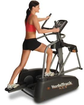 NordicTrack A.C.T. Elliptical Trainer Review - A New ...