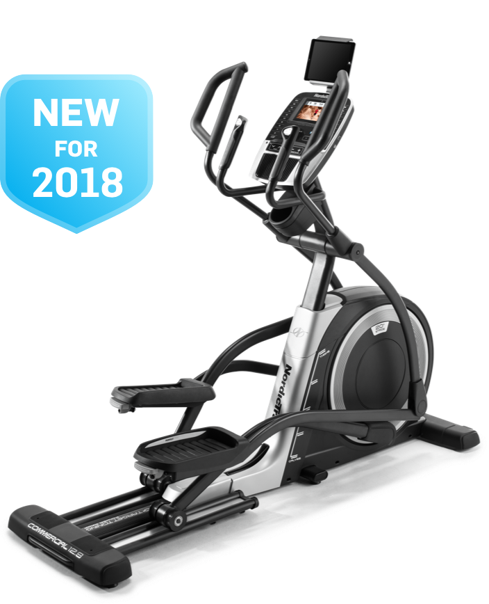 NordicTrack C12.9 Elliptical With 7