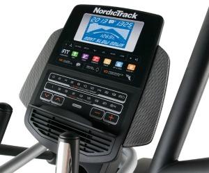 NordicTrack E 11.7 Console