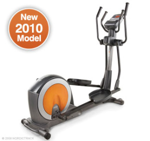 NordicTrack E5vi Elliptical