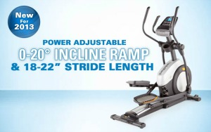 Nordictrack E7.7 Elliptical