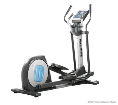 nordic track elliptical machine reviews