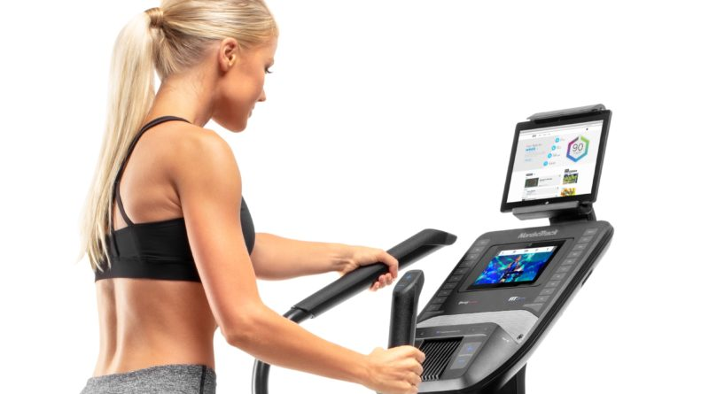 NordicTrack FreeStride Trainer FS9i Console With Google Maps