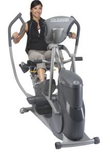 Octane xR6 Elliptical Trainer
