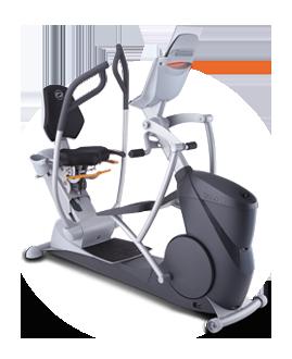 Octane XR6000 Recumbent Elliptical Trainer
