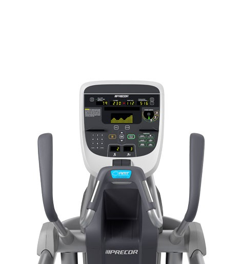 Precor AMT 835 Adaptie Motion Trainer Console
