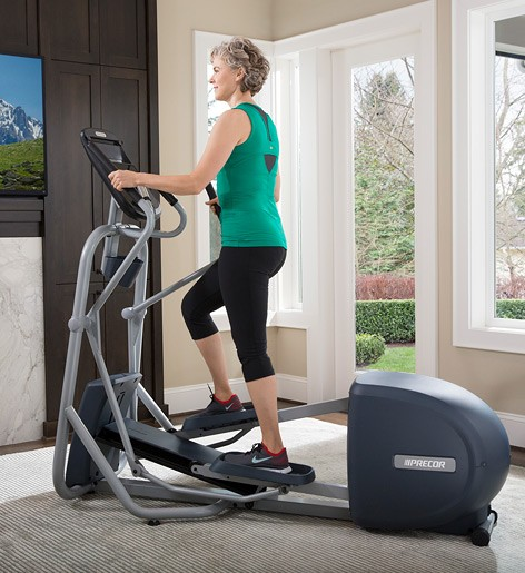 Best Elliptical Machines You Can Buy - Precor