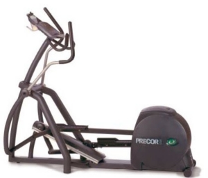 Reconditioned Elliptical Trainers - The Precor EFX 556