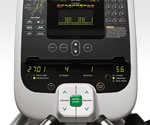 Precor EFX576i Display