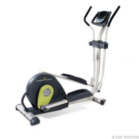 Elliptical Fitness Machines - Proform 850 Elliptical Trainer