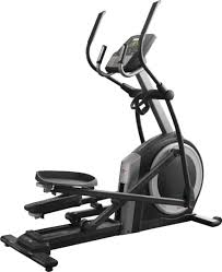 ProForm Carbon E7 Elliptical with iFit Workouts and Touch Screen Display