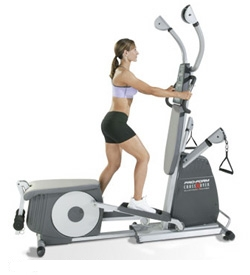 Elliptical Weight Loss Machine - The Proform Crossover Elliptical Strength Trainer