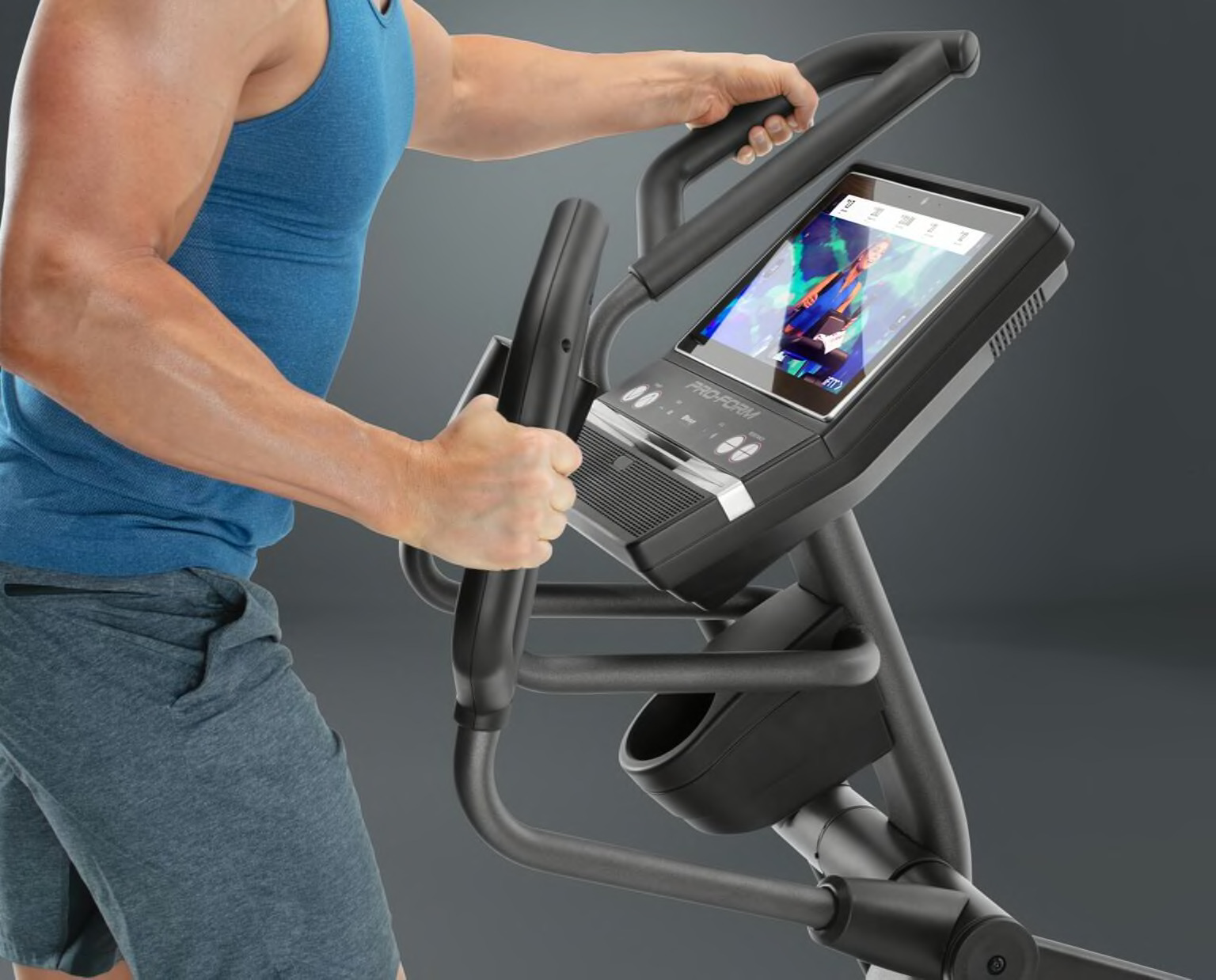 ProForm Pro E14 Console With iFit Workouts