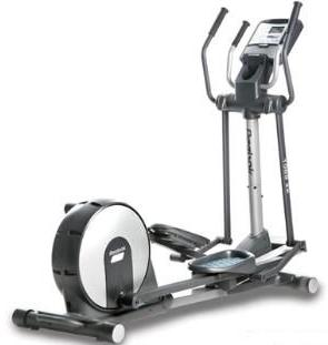 utterly stylish catch online retailer Reebok 1000 ZX Elliptical Trainer Review - Precor Power Ramp ...
