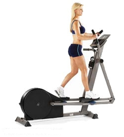 Reebok Elliptical Machines
